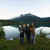 <b>6 September 2012</b> The moose-hunting expedition in Spray Lakes