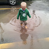 Puddles galore!