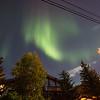 <b>30 September 2012</b> Canmore Aurora Borealis