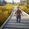 <b>18 September 2012</b> Running the boardwalk