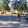 <b>29 August 2012</b> Swinging with Papa and Zaida