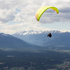 <b>16 June 2013</b> Mount Swansea.  Paraglide launch.