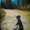 <b>18 October 2013</b> Out for a bike ride