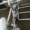 <b>20 October 2012</b> Stupid snow, I was planning to ride that bike