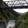 Haast Pass bridge