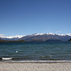 Lake Wanaka from Wanaka township