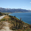 Lake Hawea, near Wanaka