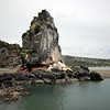 Shag Rock, Sumner Beach, Christchurch