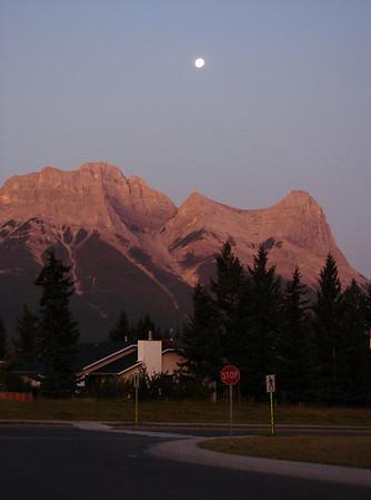 Round the Rockies  2008-2009