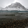 25 Oct 2008 - Bow Lake, on the Icefields Parkway