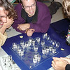 Tequila chess.  Ben and Rich are great strategists.  Thankfully, Ale can play chess.