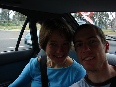 Teva Adventure Race, Wombat State Forest<br>23.10.2005