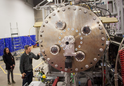 General Fusion Visit in Burnaby