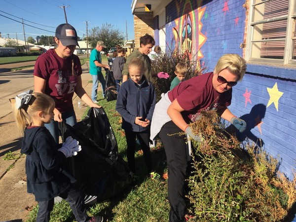 Day of Service 2016 - Plant a Seed in Our Youth