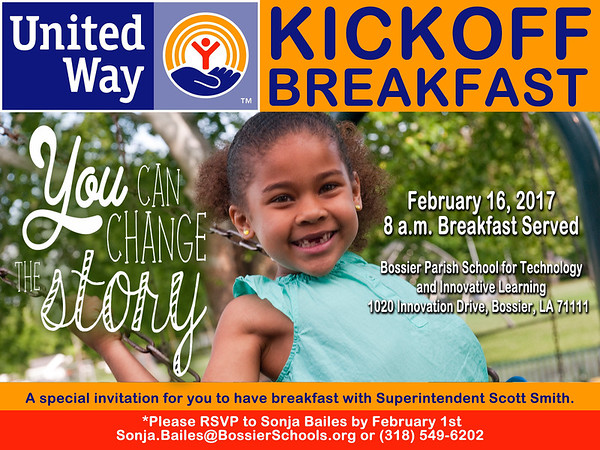 United Way Breakfast 2017