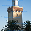 Lighthouse ar Cap Spartel, Morocco, Tangier
