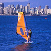 Wind Surfing, Vancouver