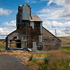 Abandoned Elevator, South of Pullman, Palouse