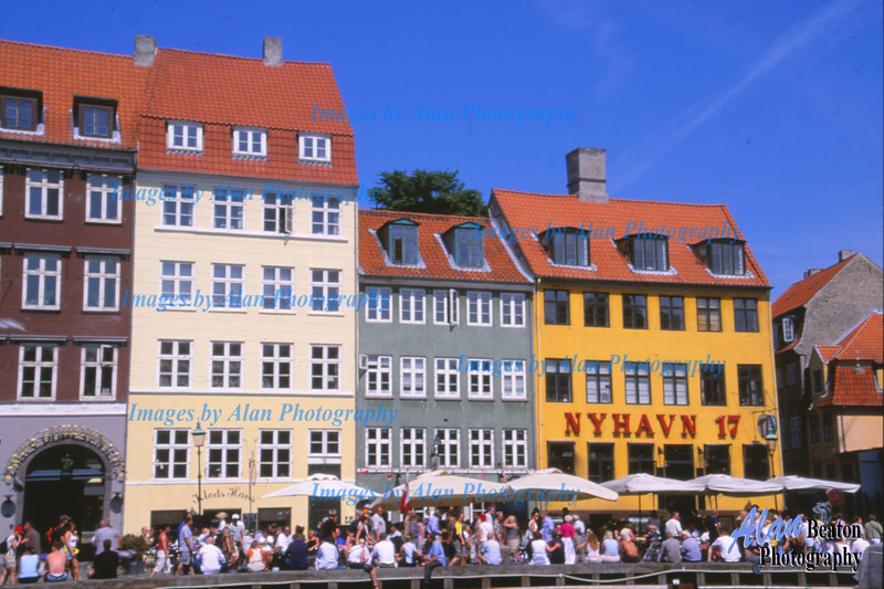 Nyhavn, Denmark