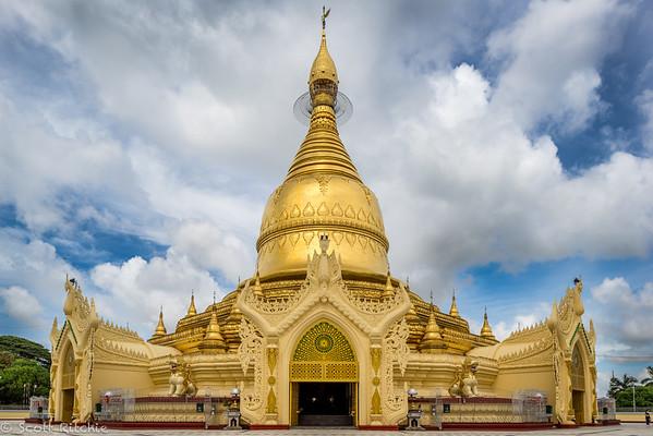 Pagoda, Myanmar