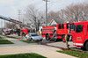 The following is a Press Release provided by the Racine Fire Department...<br /> <br /> <br /> CITY OF RACINE FIRE DEPARTMENT<br /> 810 Eighth Street<br /> Racine WI 53403<br /> <br /> Press Release<br /> <br /> CONTACT: Lt. John Spranger<br /> <br /> DATE: 11/14/2009<br /> <br /> INCIDENT INFORMATION<br /> <br /> INCIDENT TYPE: Structure Fire<br /> <br /> INCIDENT LOCATION: 2521 Olive Street<br /> <br /> INCIDENT DATE / TIME: 11/14/2009 at 1139hrs<br /> <br /> OWNER / OCCUPANT INFORMATION: Owner-Josh Brunner<br /> <br /> INJURIES: 0<br /> <br /> ESTIMATED LOSS: $2000.00<br /> <br /> CAUSE / ORIGIN: Chimney ignited roofing materials and wood framing.<br /> <br /> Fire Companies Responded on Initial Alarm; Engines 6 & 9, Quint 7, Rescue 1 ALS, Car 41 - Battalion Chief , Car 43 Safety Officer, Utility 2 Investigator and Truck 1 as Rapid Intervention Crew. <br /> <br /> OTHER AGENCIES INVOLVED: Racine Police Dept.<br /> <br /> Weather Conditions: N/A