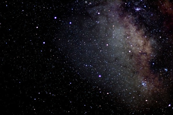 South Facing Milky Way