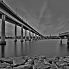 Jonas Park and Naval Academy Bridge