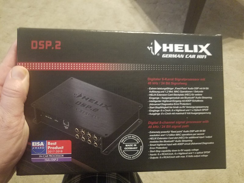 For Sale Helix DSP 2