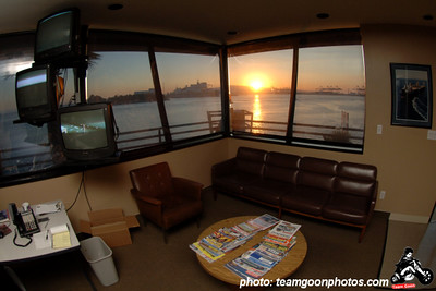 Port of Long Beach - Pilot house - September 2006 - Photo