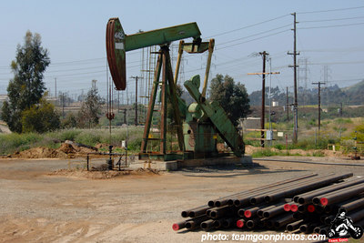 Oil Field - May 2006 - Los Angeles, CA
