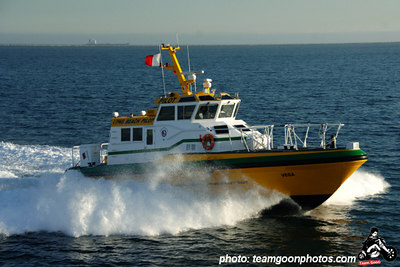 Port of Long Beach - Pilot boat - September 2006 - Photo