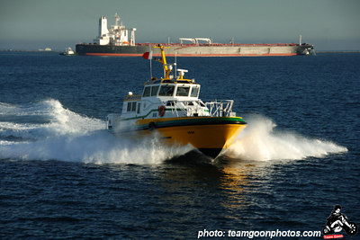 Port of Long Beach - Pilot boat - September 2006 - Photo