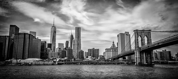 Bridge to Civilization - New York, NY USA