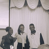 Demetria McKinney and Earl Ross