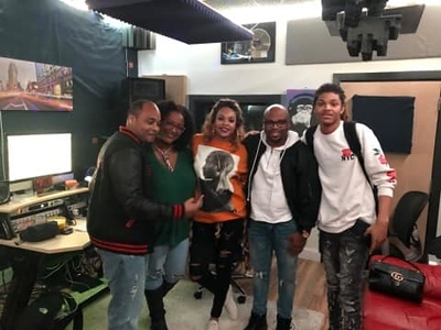 Demetria McKinney, Daekwon  and Goldcoast Productions - December 2, 2018
