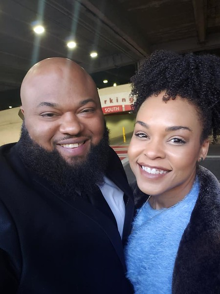 Mario Lattimore and Demetria McKinney - November 21, 2018