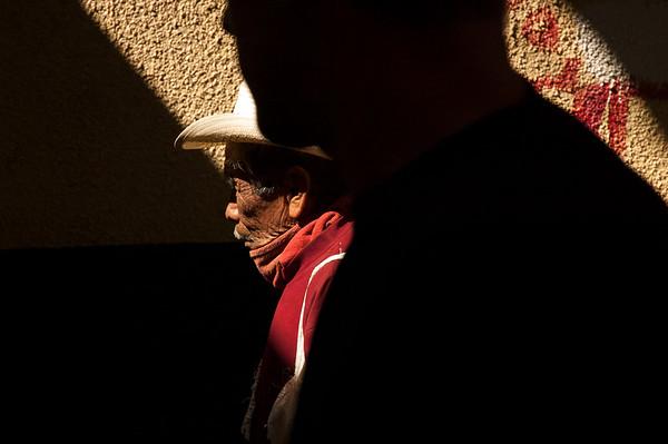 Shaft of Light, Oaxaca, Mexico