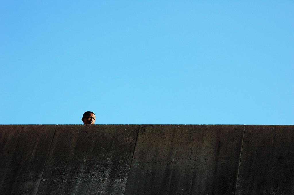 Lookout, Santiago, Cuba