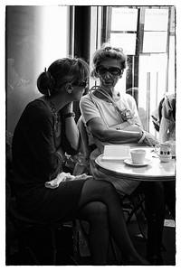 Café Gossip, Paris
