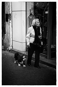 Window Shopping, Paris