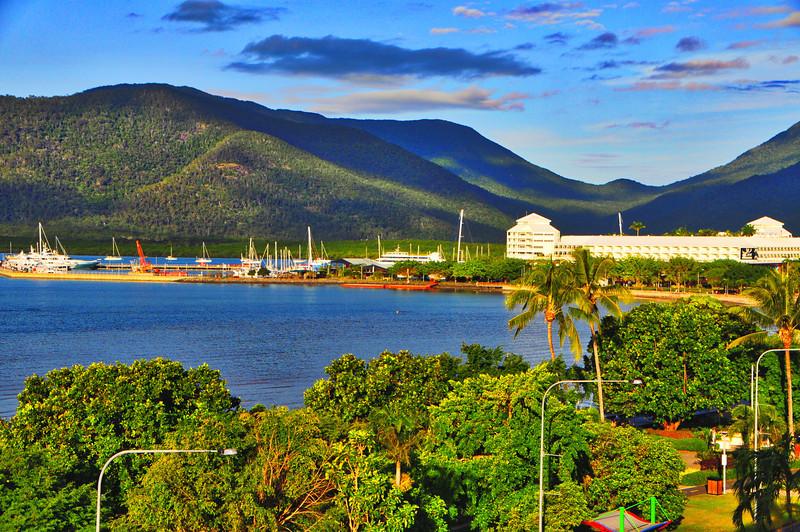 The Cairns Skyline