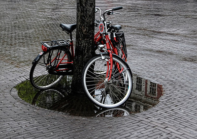 Amsterdam, Holland ...