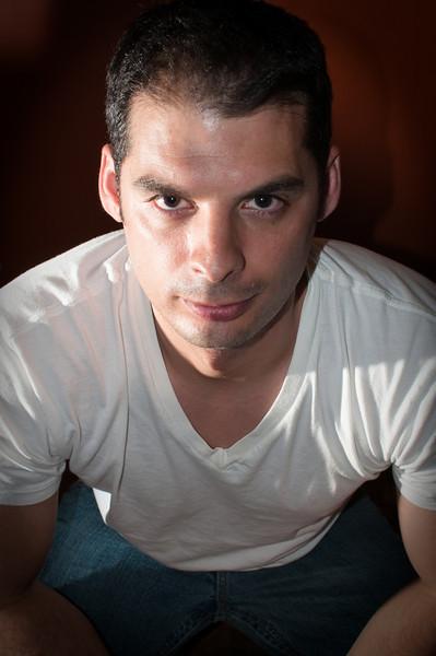Alex Self Portrait-2