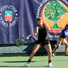 The 2019 Central Coast Professional Tennis Open was held at Templeton Tennis Ranch. Photo by Owen Main 9/23/19