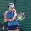 AMRA SADIKOVIC. The Central Coast Pro Tennis Open was held at Templeton Tennis Ranch in Templeton, Ca. 9/23/18<br /> <br /> Photo by Owen Main