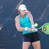 Hayley Carter. The Central Coast Pro Tennis Open was held at Templeton Tennis Ranch in Templeton, Ca. 9/23/18<br /> <br /> Photo by Owen Main