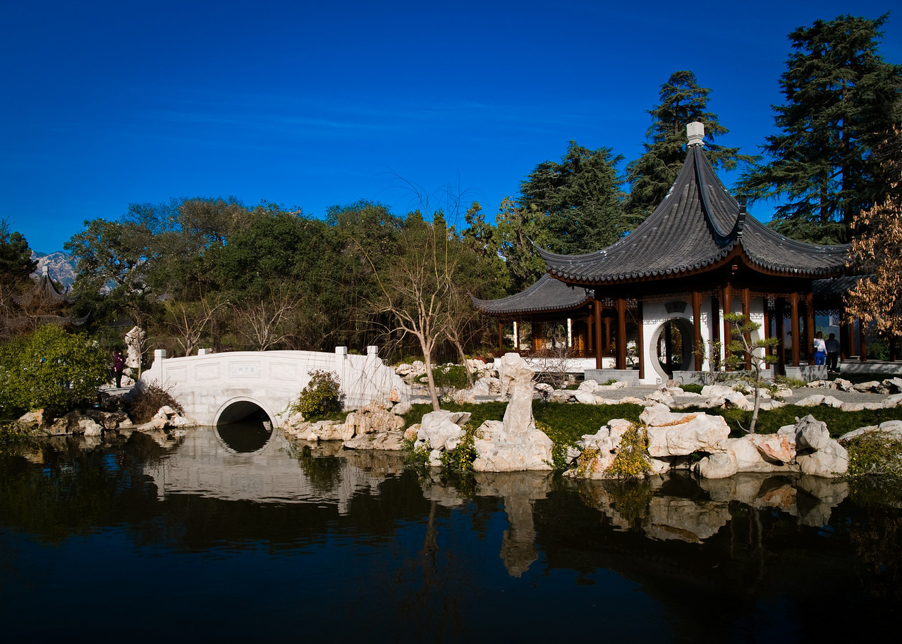 Day #37 - Chinese Garden<br /> <br /> This is the newly opened Chinese Garden at the Huntington Library in Pasadena, CA.  It was quite beautiful.