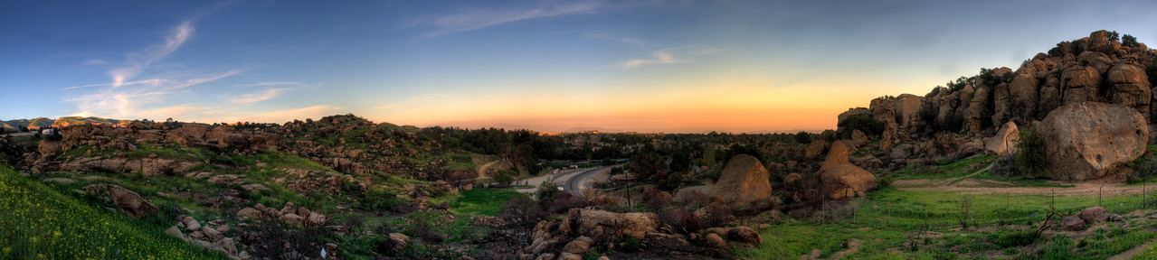 Day #42 - Panoramic View