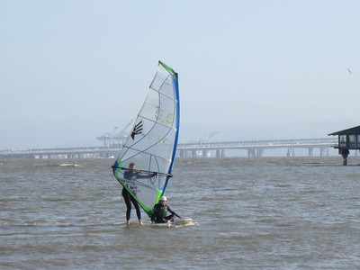 Low Wind Goofin' Around  - May 23, 2014