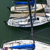 Some of the CSC keelboat fleet